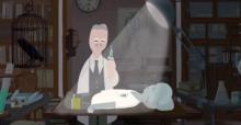 もう見た?「フランケンシュタインの恋」をアニメで予習!