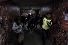 【鹿島アントラーズ】スタジアムでホラー体験!? OB選手登場&控室にも入れる「世界最恐」イベント