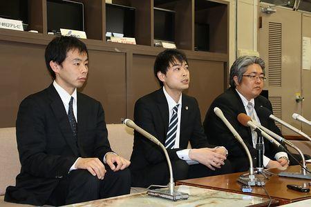 「命の重み考えていない」=原告遺族ら、判決を批判-東日本大震災訴訟