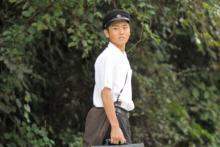 「好きな人に直球なところ以外は等身大の自分です」泉澤祐希(角谷三男)【「ひよっこ」インタビュー】
