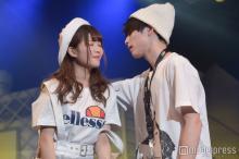 「女子高生ミスコン」×「男子高生ミスターコン」コラボが刺激強め キスした?してない?会場の興奮が止まらない