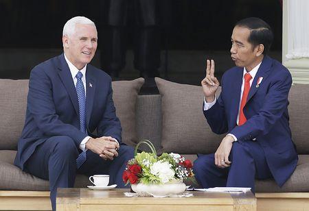 東南アジアへの関与強調=中国けん制-米副大統領
