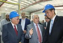 日本主導の農産加工団地10周年=岸外務副大臣「国家建設の一助に」-パレスチナ