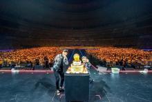 D-LITE(BIGBANG)、初のソロドームツアーに幕! 「皆さんが僕の人生の理由」
