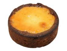 1個で2度おいしい!ローソン「チーズとショコラのタルト」--チーズケーキ&ショコラケーキを組み合わせ