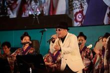 かりゆし58率いる島ぜんぶでおーきなバンド、『沖縄国際映画祭』クロージングライブで名曲連発!