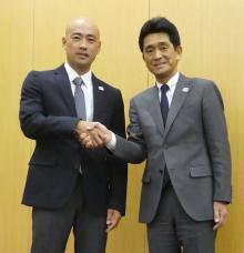 岩渕新監督「目標は4強」=デ杯テニス