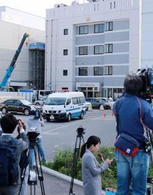 韓国籍の男4人逮捕=無申告で7億円持ち出し-3億8千万円強奪は否定・福岡県警