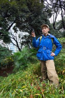 東京タワー直下の前方後円墳に眠る「初代都知事」は誰なのか?