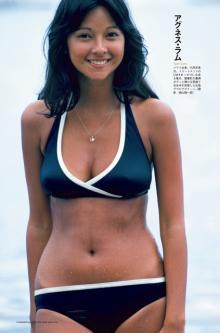 70年代『週プレ』秘宝級グラビアを一挙出し 日本を熱くさせた伝説の美女が続々