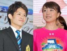 大島由香里アナが第1子女児出産 小塚崇彦氏がパパに「かわいらしい(僕似?)」