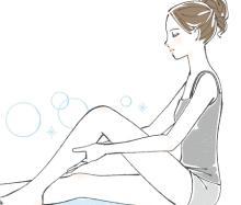 足のむくみを放っておくと太くなる?むくみとりマッサージの方法