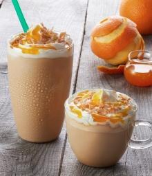 【タリーズ】オレンジ×エスプレッソの、すっきり爽やかな季節限定ドリンク「クレープシュゼットラテ」が登場♪