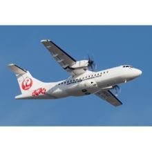 日本エアコミューター、ATR42-600初号機の運航開始