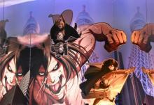『進撃の巨人』×東京スカイツリーコラボは夜に行くのもオススメ! イベント&グルメ・グッズ超満載レポート