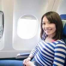 フライトマナー、アジア8カ国の中で日本は一番「椅子を倒さない」「我慢」