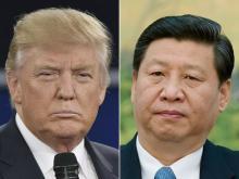 米中首脳「脅威の緊急性」確認=北朝鮮は好戦的と批判-トランプ氏