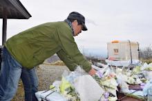 栃木雪崩事故1カ月
