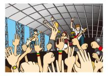 コンサートに行ったら混み過ぎで熱中症に…治療費は請求できる?