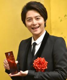 小池徹平「歩んできた道は間違っていなかった」 『菊田一夫演劇賞』受賞に喜び