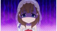 ウェディングドレスで妄想♪「アイドルマスター シンデレラガールズ劇場」第4話先行カットが到着