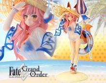 Fate/Grand Orderの「ランサー/玉藻の前」水着フィギュアが登場!