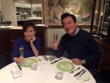 高橋真麻 父・英樹と「サシメシ」、業界について語り合う