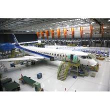 MRJの4月進捗--最終組立工場に4機、機能試験や組立作業を実施
