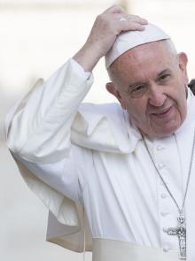 宗教対話呼び掛け=ローマ法王がエジプト訪問