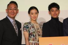 悪魔と呼ばれた蒼井優の夫・妻夫木聡が謝罪「うちの嫁が迷惑をかけしました」