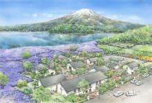 山梨に「富士大石ハナテラス」がオープン 富士山と花を愛でる新名所