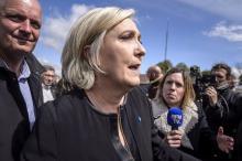 「対極右連合」にほころび=一部はルペン氏支持か-仏大統領選