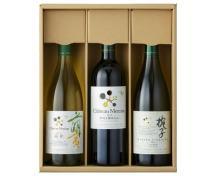 風薫る日本ワインを3本飲み比べ!「樽仕込みの白ワイン飲み比べセット」