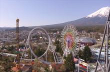 加速度世界一コースター!富士急ハイランド「ド・ドドンパ」7月リニューアル