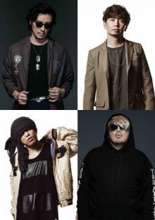 湘南乃風、6・21コンセプトアルバム『踊れ』 野外ワンマンライブも発表