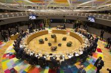 英離脱で指針採択=交渉開始に備え-EU