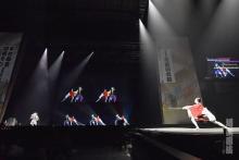 ICTで「分身の術」=松竹が超歌舞伎を披露-千葉・幕張