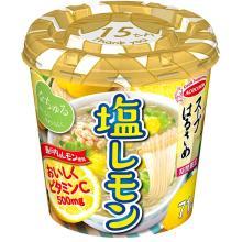 レモン好きは要チェック!「スープはるさめ 塩レモン」が5/15から発売に