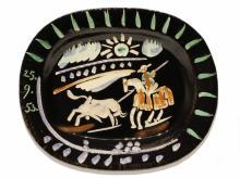 ピカソの陶器集合 多才ぶり堪能する展覧会