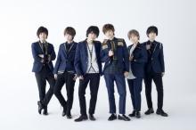 風男塾、10周年で初のベストアルバム