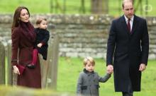 """<span class=""""hlword1"""">ウィリアム王子</span>とキャサリン妃、ジョージ王子を毎朝自分たちで幼稚園へ送り届けることを計画中"""