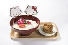 可愛すぎて食べられない!?「ハローキティカフェ」が福岡パルコに登場