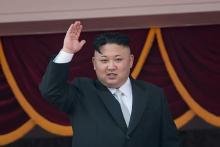 米、平和解決へ圧力=制裁と外交優先-対北朝鮮、軍事力も誇示