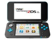 任天堂が「Newニンテンドー2DS LL」を発売、「はぐれメタルエディション」も登場