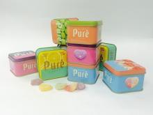 「ピュレグミ」がかわいいミニ角缶になった!