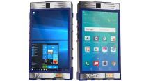 この1台に、Windows PCとスマホが…Trinity Smartphone PCには、「IntelもARMも入ってる!」