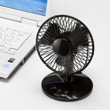 これからさらに暑くなるデスク周りを簡単クールに!首ふりと上下角のUSB扇風機