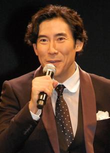 高嶋政伸、年内にもパパに 妻が第1子妊娠