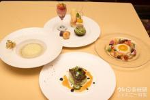 タマゴがトマト味!? びっくりイースターのディズニーホテル豪華ランチ