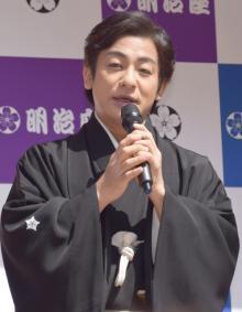 愛之助、小学生に歌舞伎挑戦勧める 自身の経験踏まえ「児童劇団からでも」